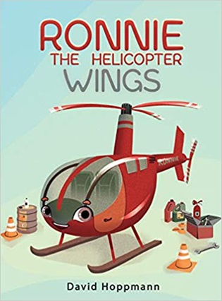 """Ronnie the Helicopter"" by David Hoppmann"