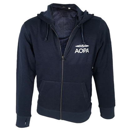 "The three participants with the most region badges in the November ""Home for the Holidays Challenge"" will win an AOPA fleece zip hooded sweatshirt."