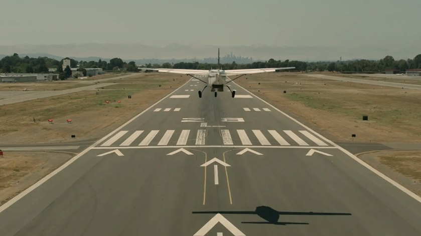 San Francisco-based Xwing developed an autonomous flight control system for a Cessna 208B Grand Caravan and had made more than 70 computer-controlled takeoffs and landings by the time the company made its work public in August. Photo courtesy of Xwing.