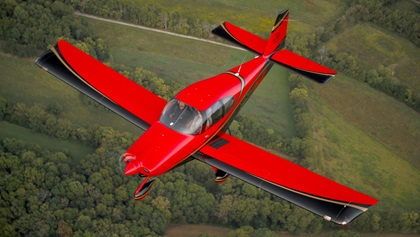 The AOPA Sweepstakes RV–10 is the first experimental-category aircraft that AOPA has given away in more than 25 years of its sweepstakes. Photo by Chris Rose.