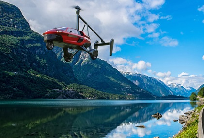 The European Union Aviation Safety Agency defined a certification pathway for the PAL-V Liberty gyrocopter, which could be expected in the United States a year after EASA approval. Photo courtesy of PAL-V.