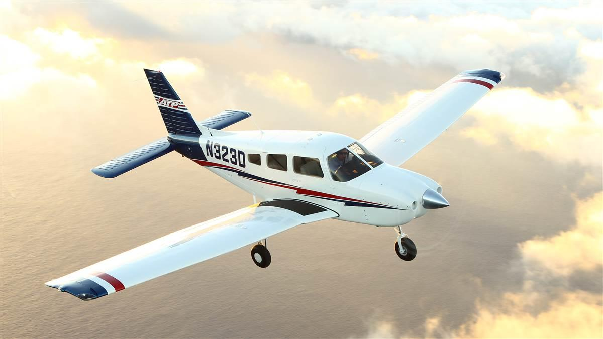 ATP Flight School is taking delivery of factory-new Piper Archers equipped with Garmin G1000 NXi glass cockpits.